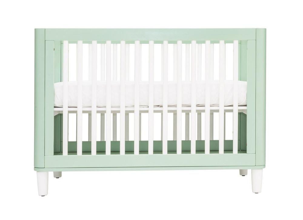 U048 / MINT / Incy Interiors Teeny Mint Crib
