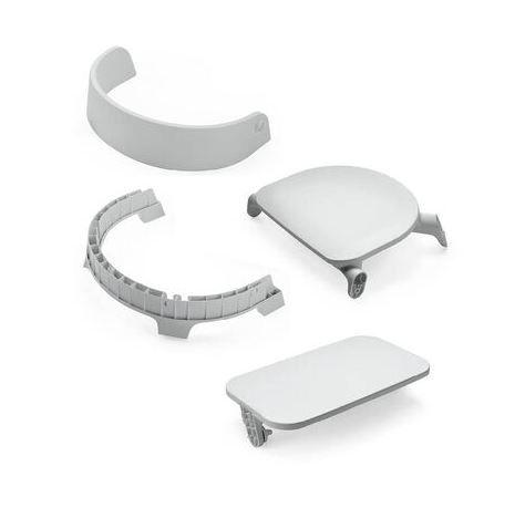 460003 / GREY / Steps Chair Seat Grey