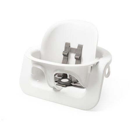 541501 / WHITE / Steps Baby Set - White