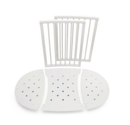 222105 / WHITE / Sleepi Bed Extension White
