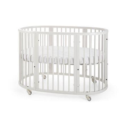 104305 / WHITE / Sleepi Crib - White