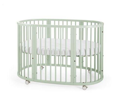 104311 / MINT GREEN / Sleepi Crib - Mint Green