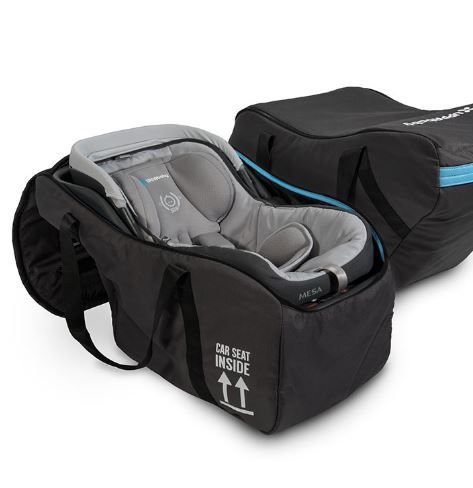 0295 / BLACK / UppaBaby Mesa Travel Bag