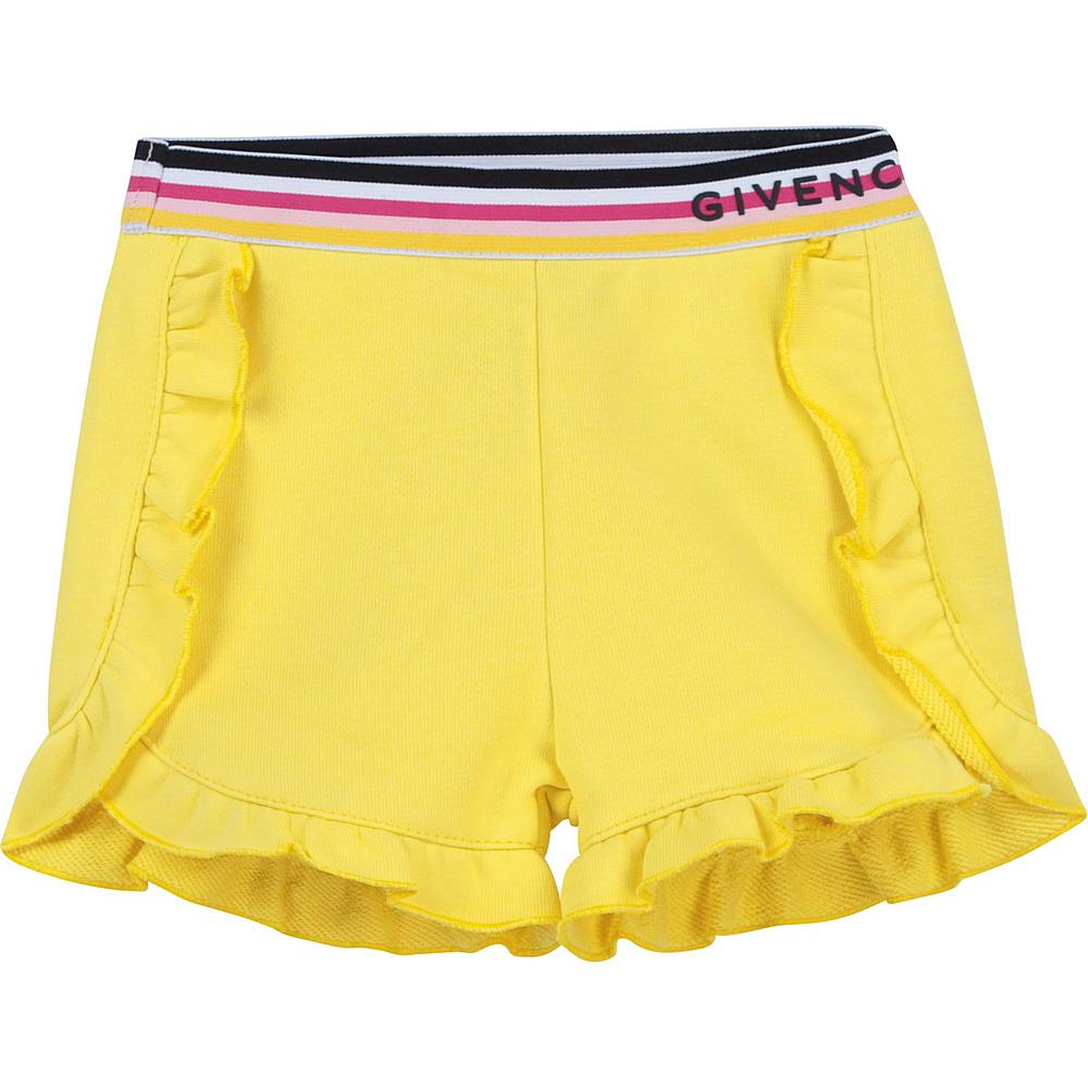 H04101 / 508 YELLOW / Short Logo on Waist
