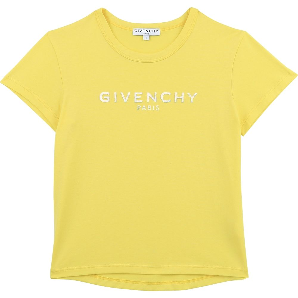 H15199 508 YELLOW TOPS GIVENCHY