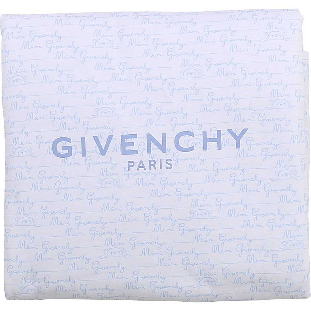 H90081 / 771LT BLUE / Padded Blacket All Over Givenchy