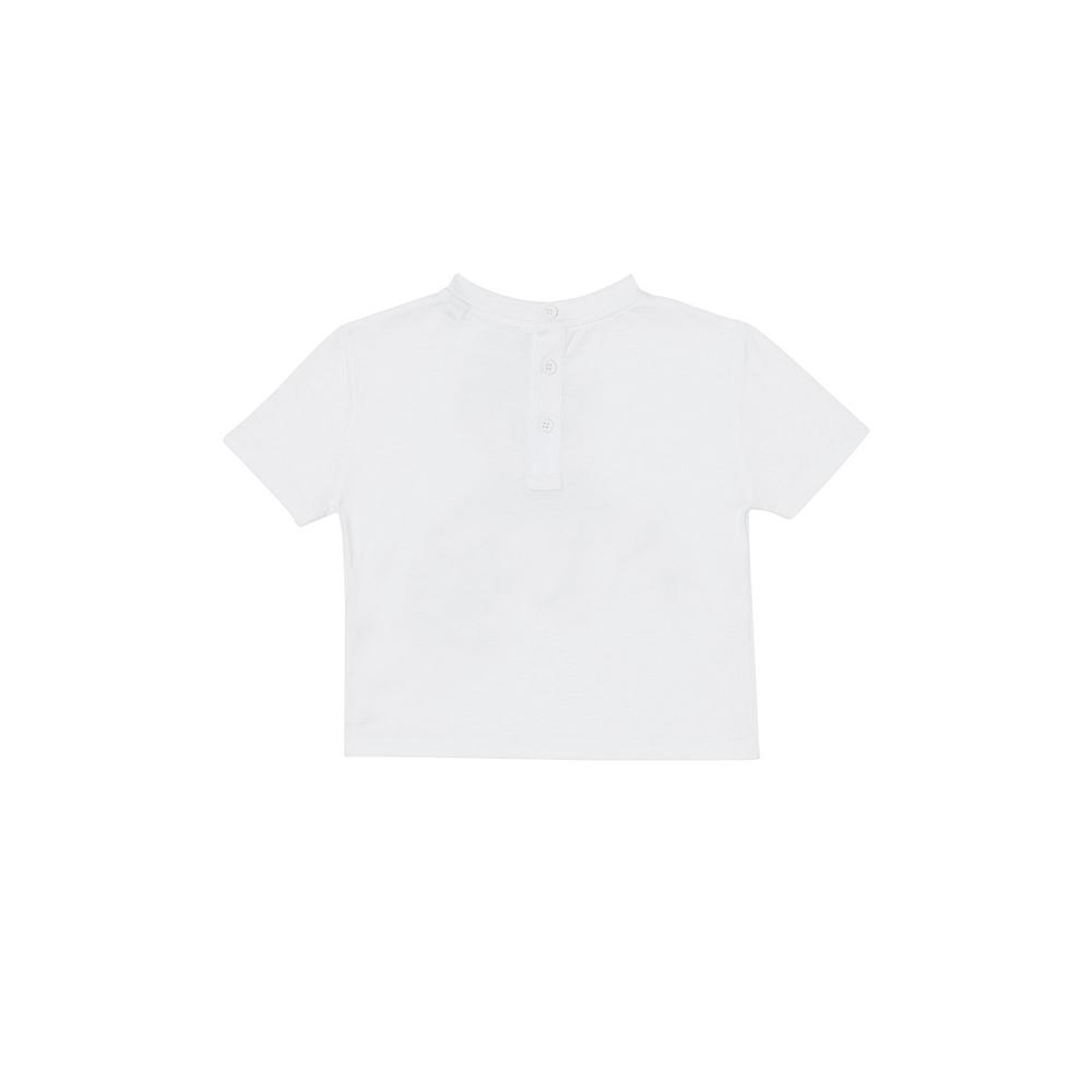 8032681 / WHITE / BURBERRY DANNY T-SHIRT