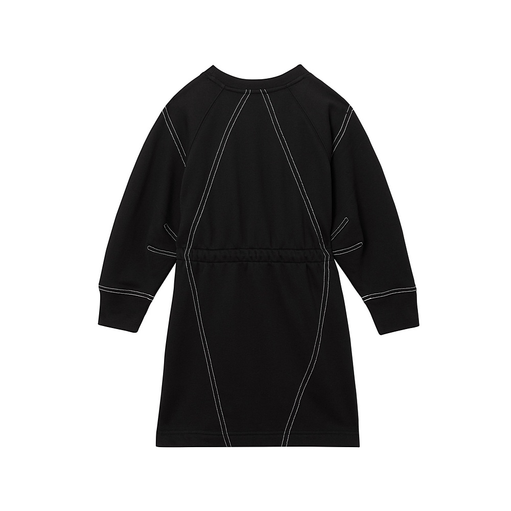 8032827 / BLACK / BURBERRY LANEY JERSEY DRESS
