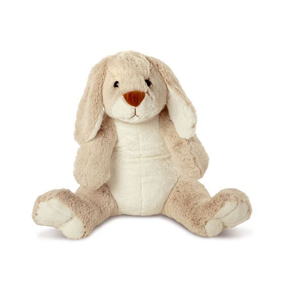 30404 / BROWN / MELISSA & DOUG JUMBO BURROW BUNNY