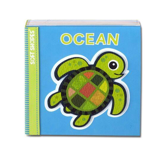 31205 / MULTI / MELISSA & DOUG SOFT SHAPES - OCEAN