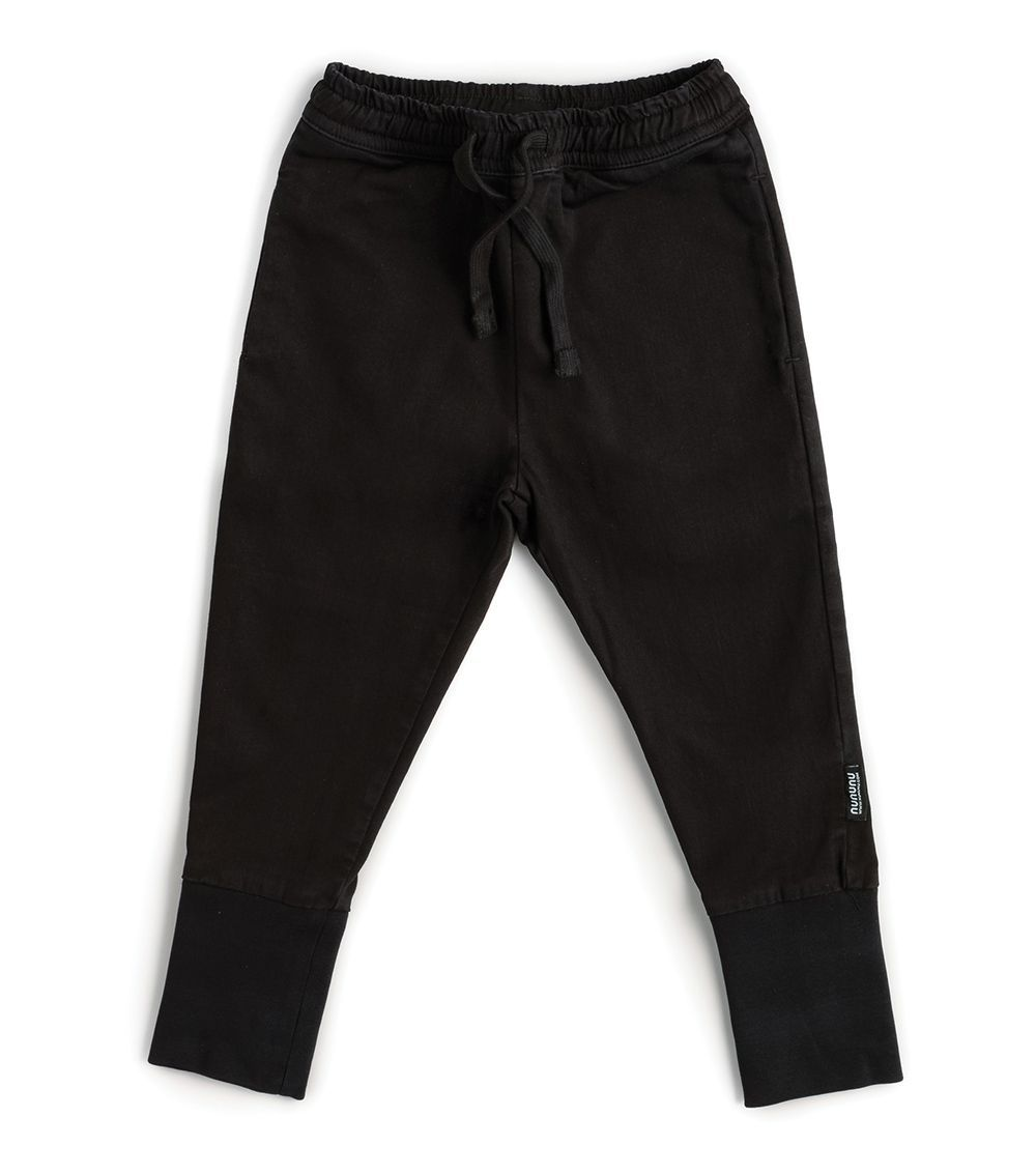 NH331B / BLACK / Holiday Vintage Sweatpants