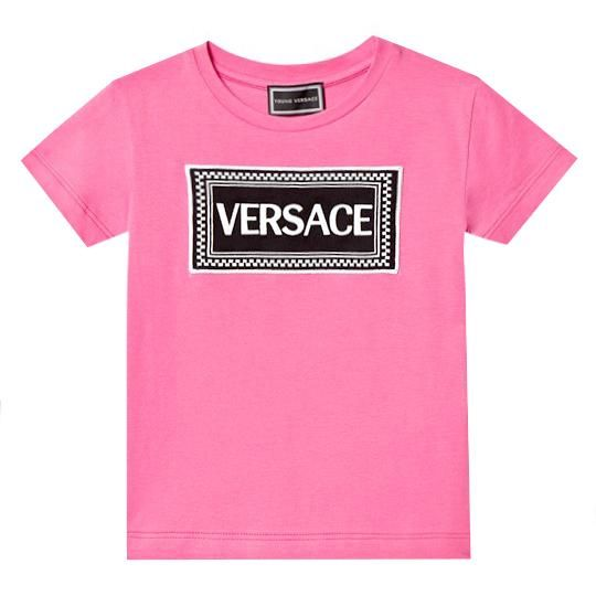 YVFTS295 / PINK / Logo T-Shirt