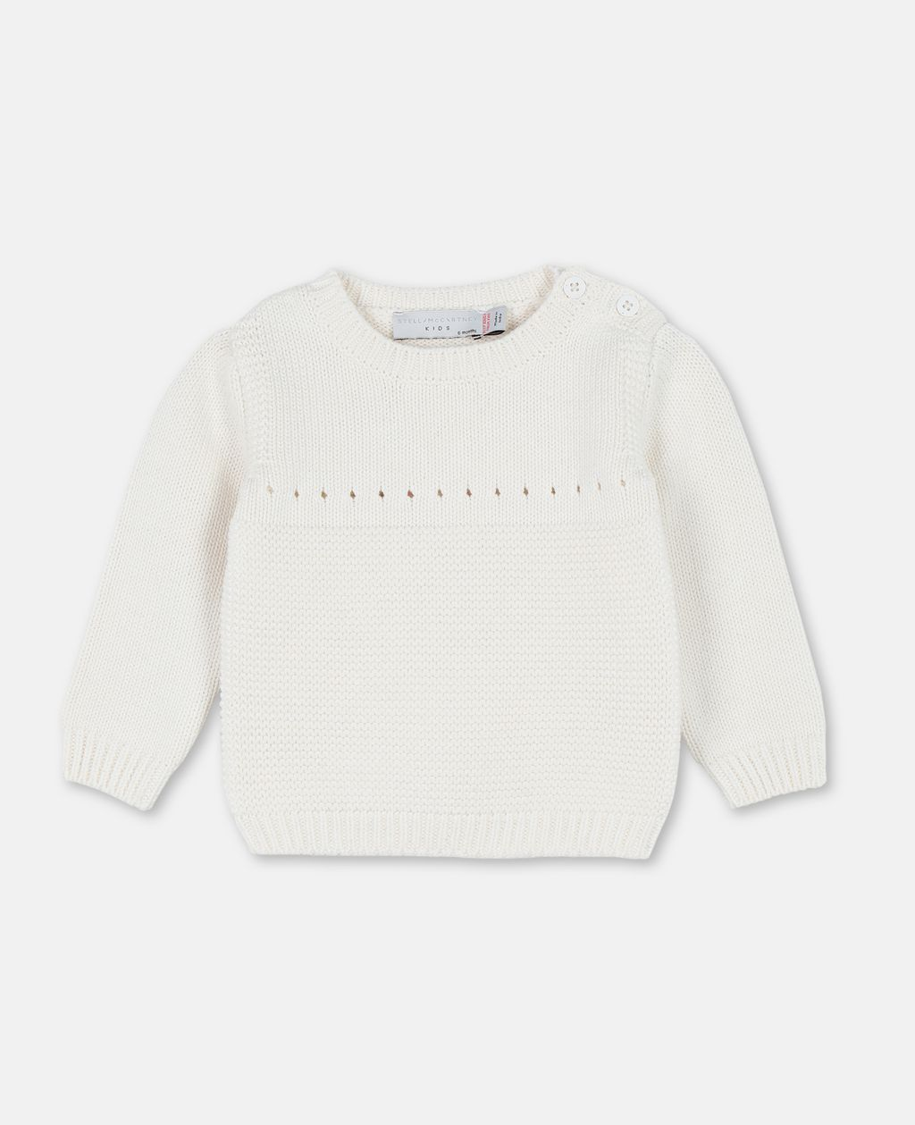 571480 / 9232 IVORY / STELLA MCCARTNEY BUNNY JUMPER