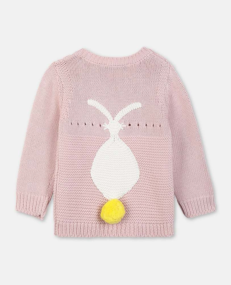 540063 / 5769 PINK / STELLA MCCARTNEY BUNNY SWEATER