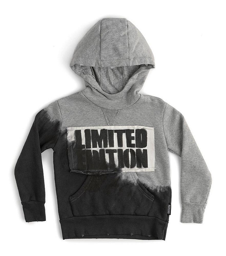 NU2721B / HGREY/BLACK / Tie Dry Limited Edition Hoodie