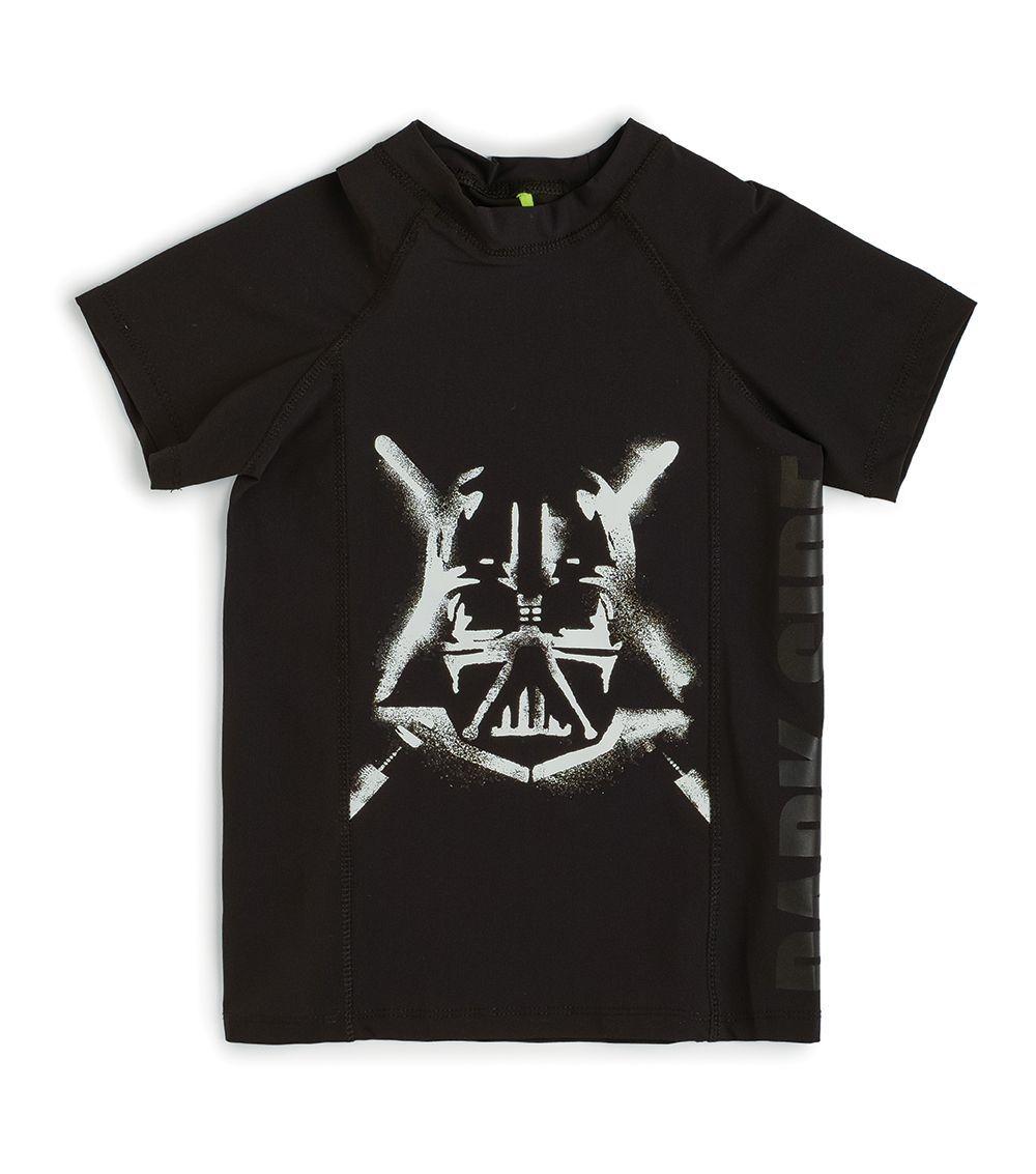 NSW032B / BLACK / Star Wars Darth Vader Rashguard