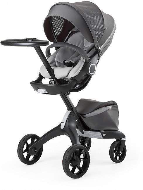 493503 / ATHL GREY / Xplory V5 Stroller Athleisure Grey