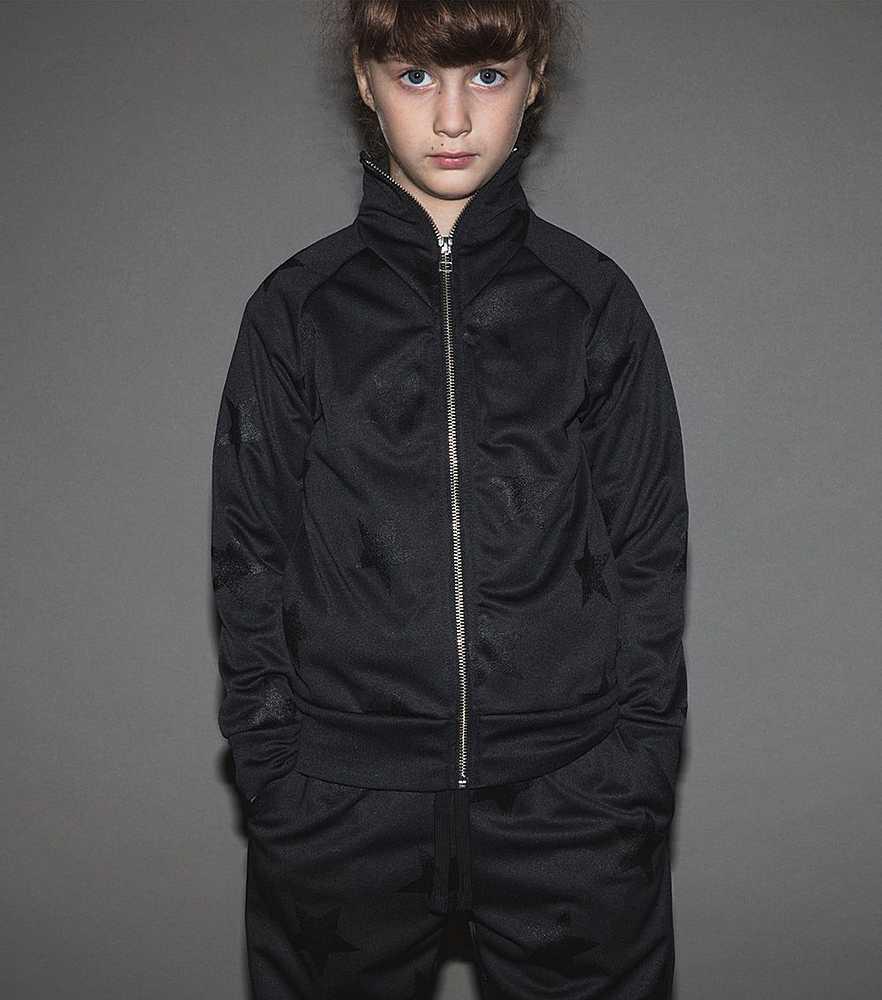 NU2735 / BLACK / Star Training Jacket
