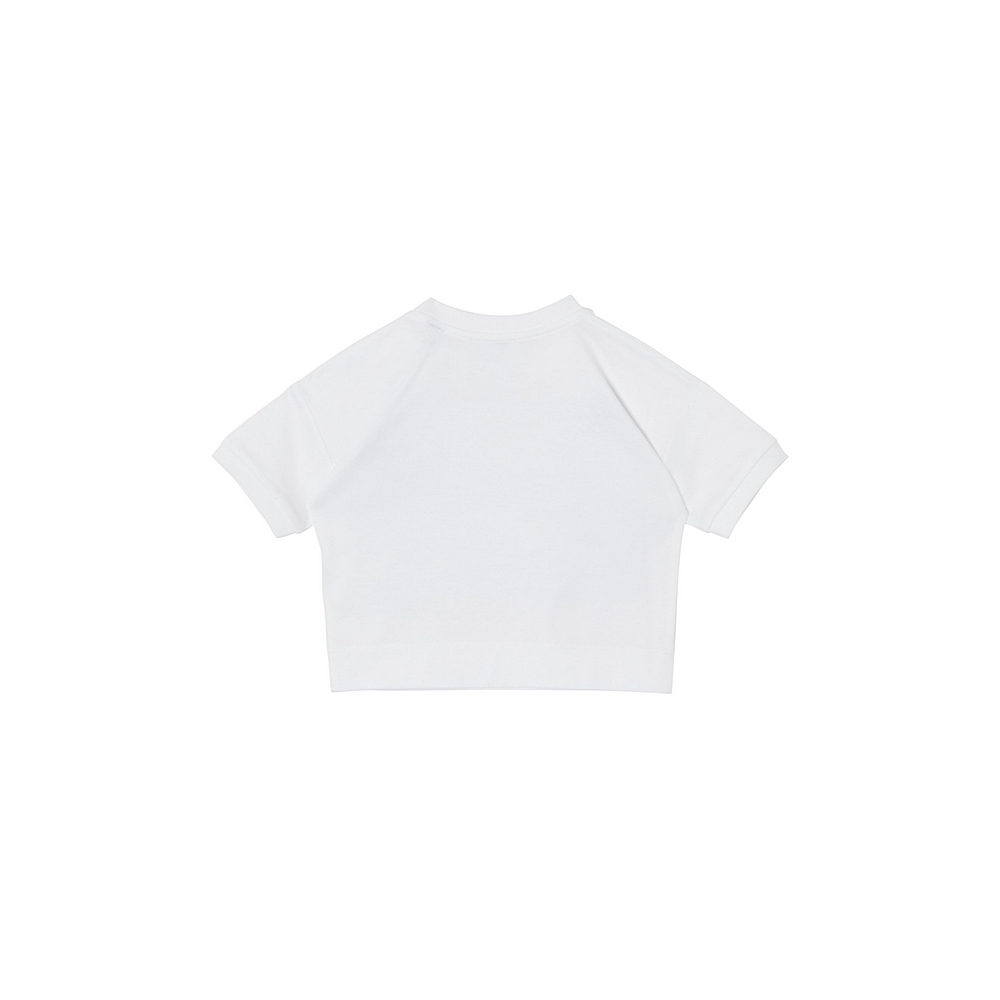 8036913 / WHITE / BURBERRY PAM TEE - JELLY