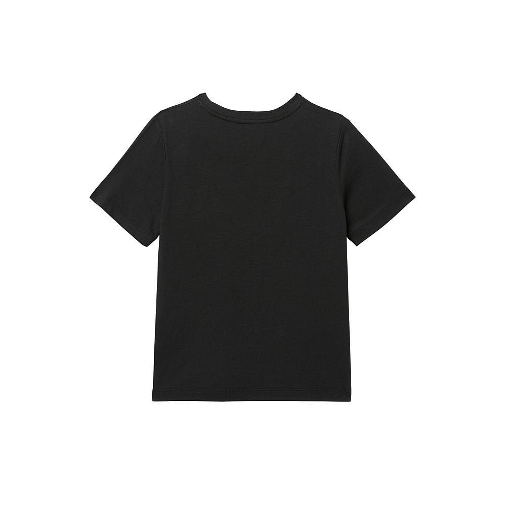 8036902 / BLACK / BURBERRY CHOCOLATE T-SHIRT