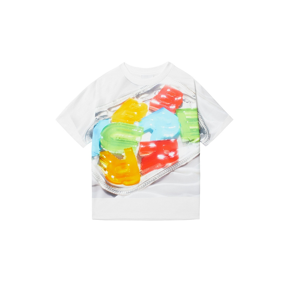 8037611 / MULTI / BURBERRY JELLY T-SHIRT