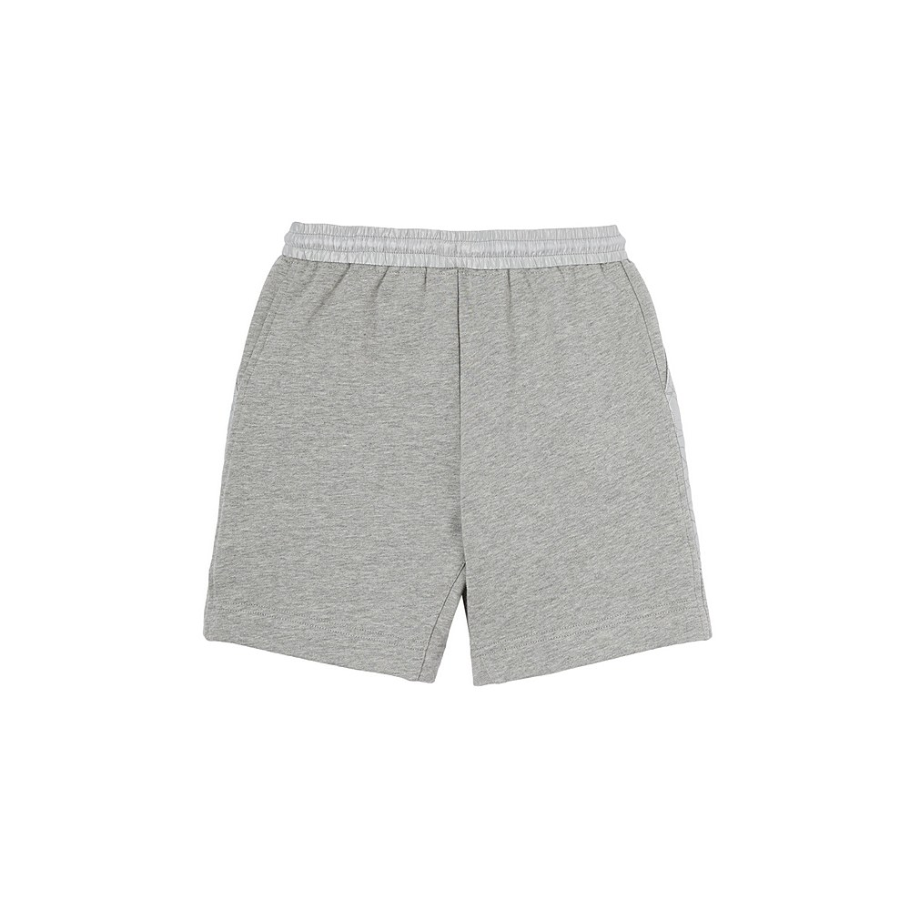 8036485 / GREY MELANGE / BURBERRY TIMOTHIE SHORTS