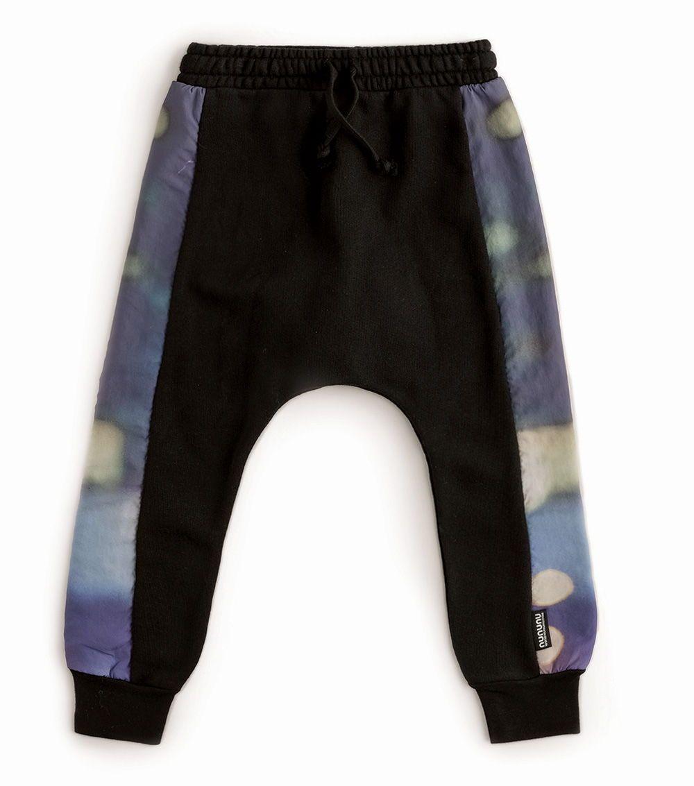NU2756A / BLACK / Highway Baggy Pants