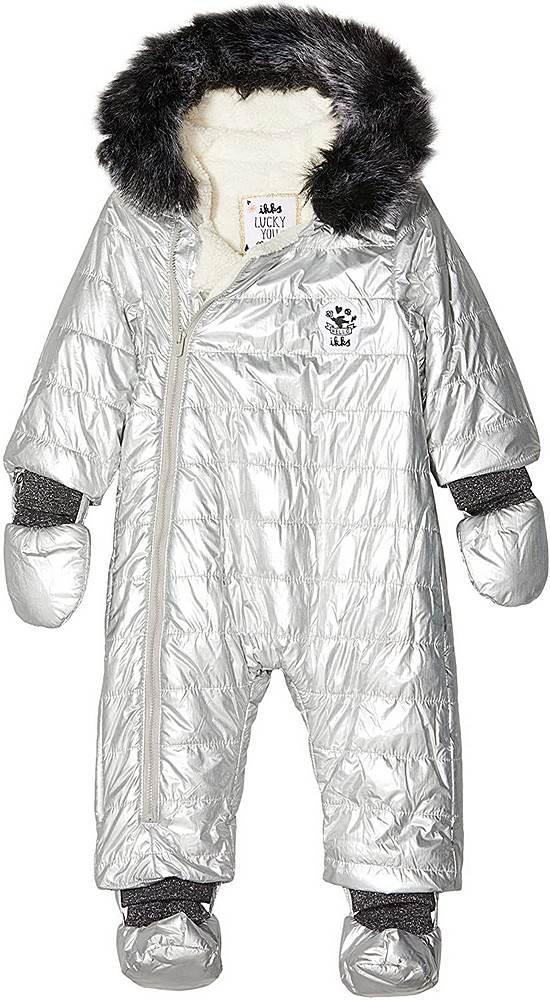 XP46000 / 18 SILVER / IKKS SILVER SNOWSUIT