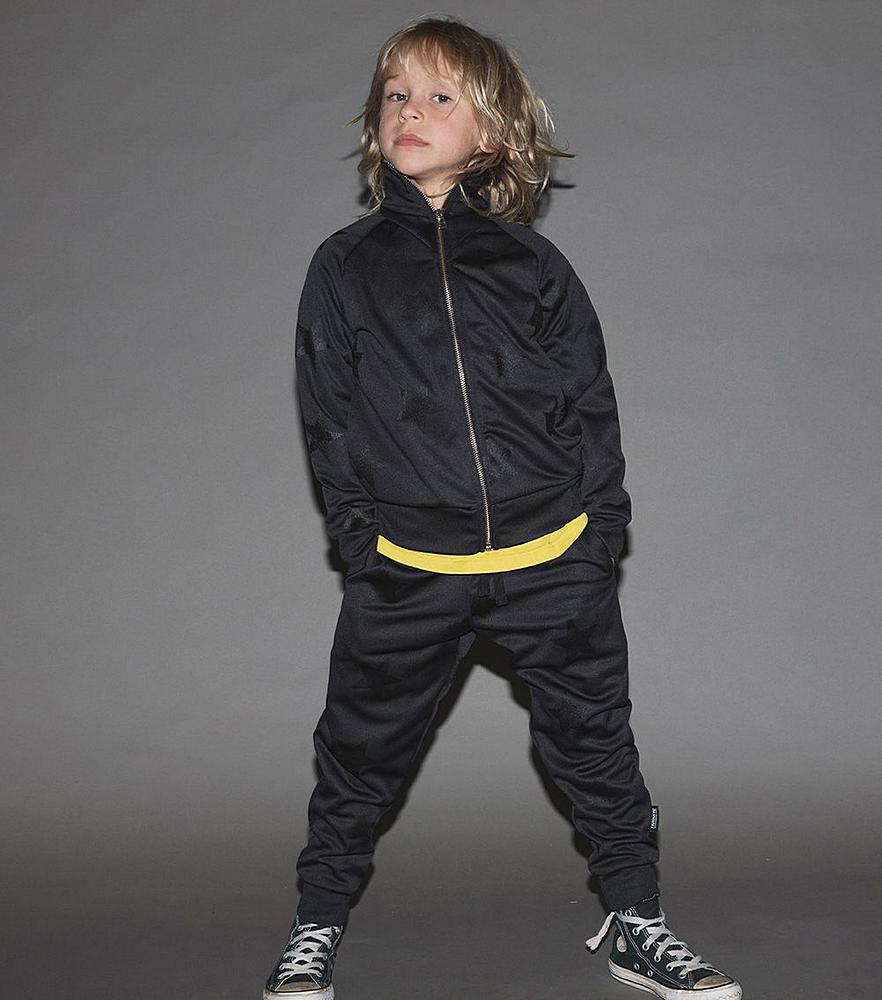 NU2762A / BLACK / Star Training Pants
