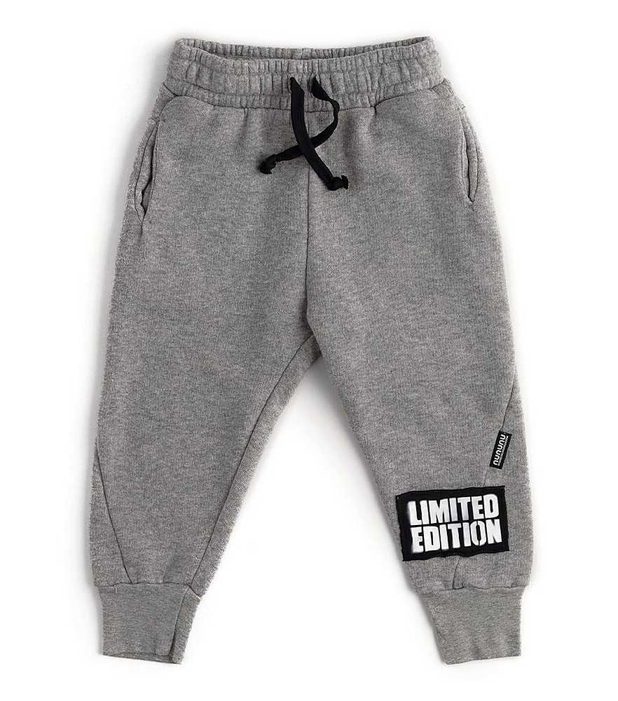 NU2764B / HEATHER GREY / Nearly Soild Sweatpants