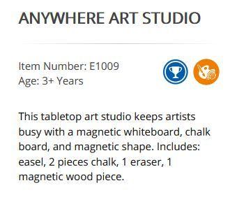 E1009 / MULTI / HAPE ANYWHERE ART STUDIO