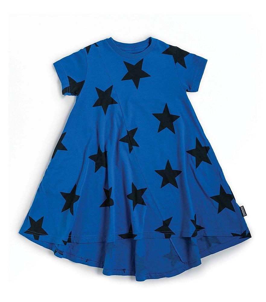 NU2592A / BLUE / Star 360 Dress