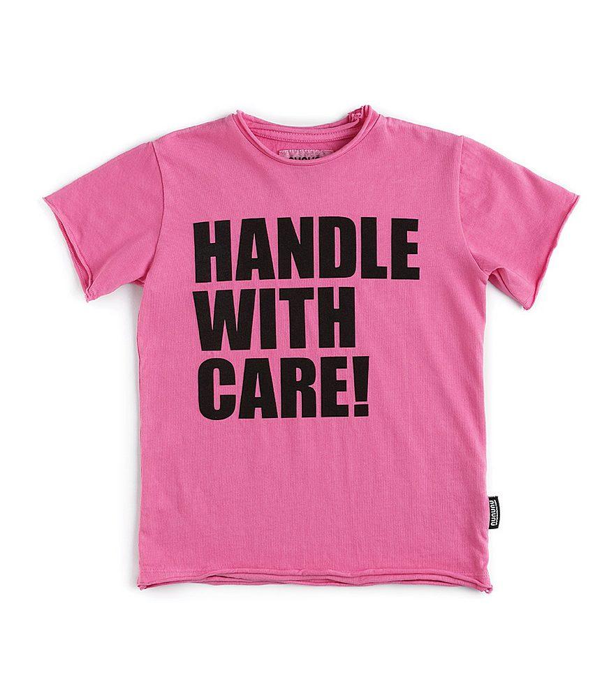 NU2903B / LAVA PINK / Handle W/Care T-Shirt