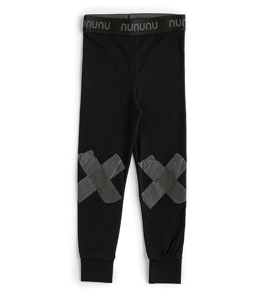 NU2981B / BLACK / Doublle X Legging
