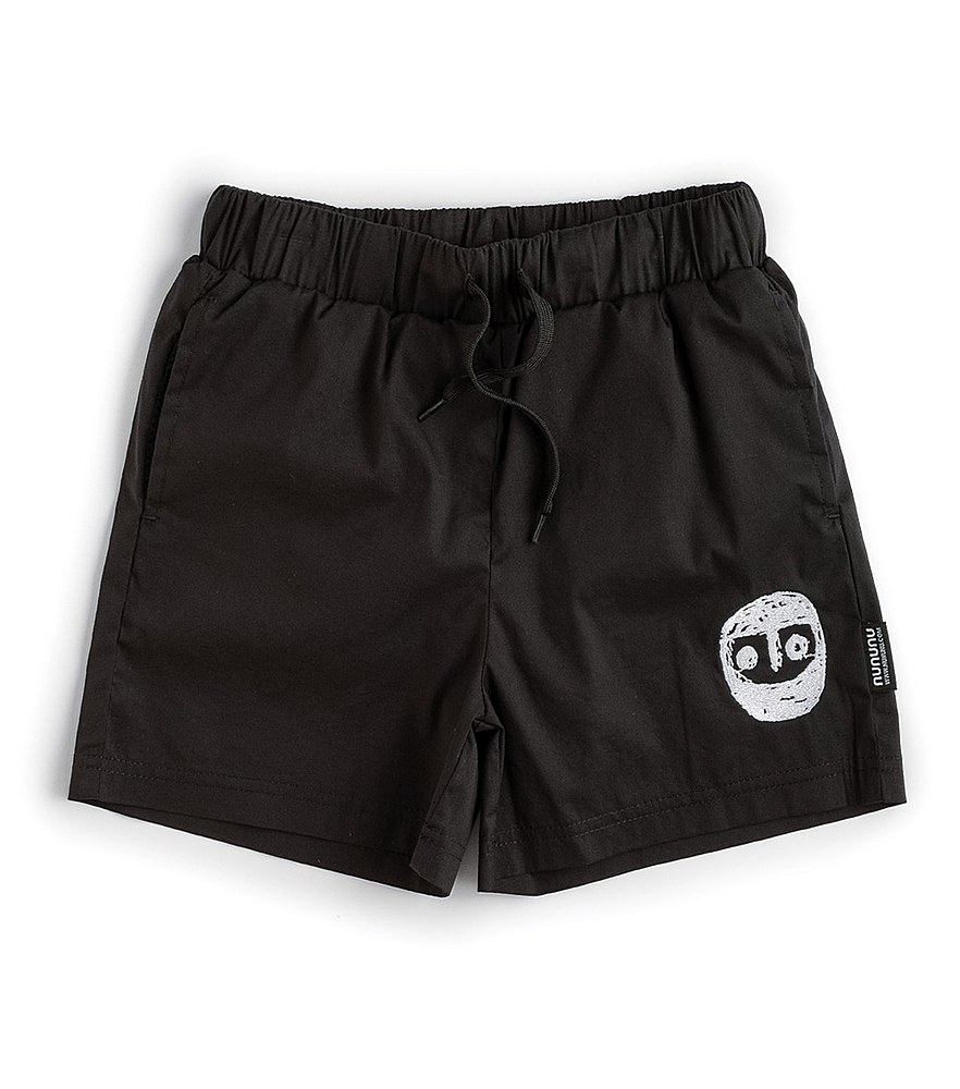 NU3020B / BLACK / Warrior Surf Short