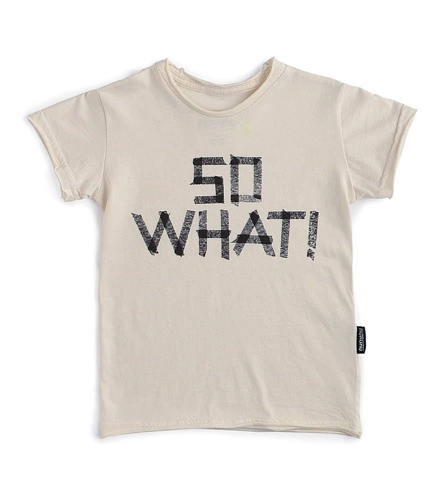 NU2902A / NATURAL / So What1 T-Shirt