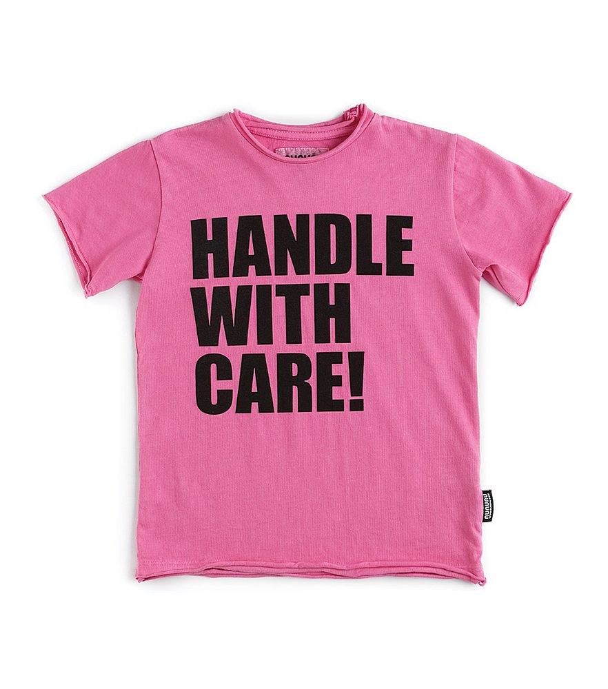 NU2903A / LAVA PINK / Handle W/Care T-Shirt