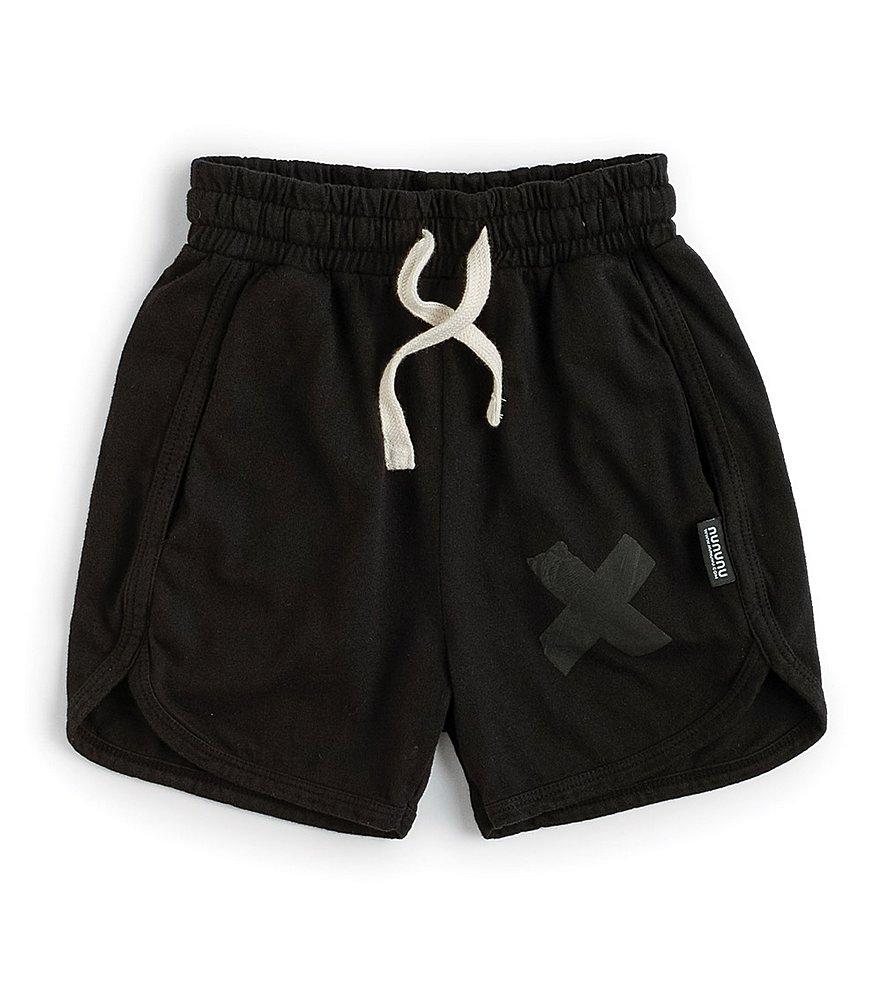 NU2952A / BLACK / Light Gym Short