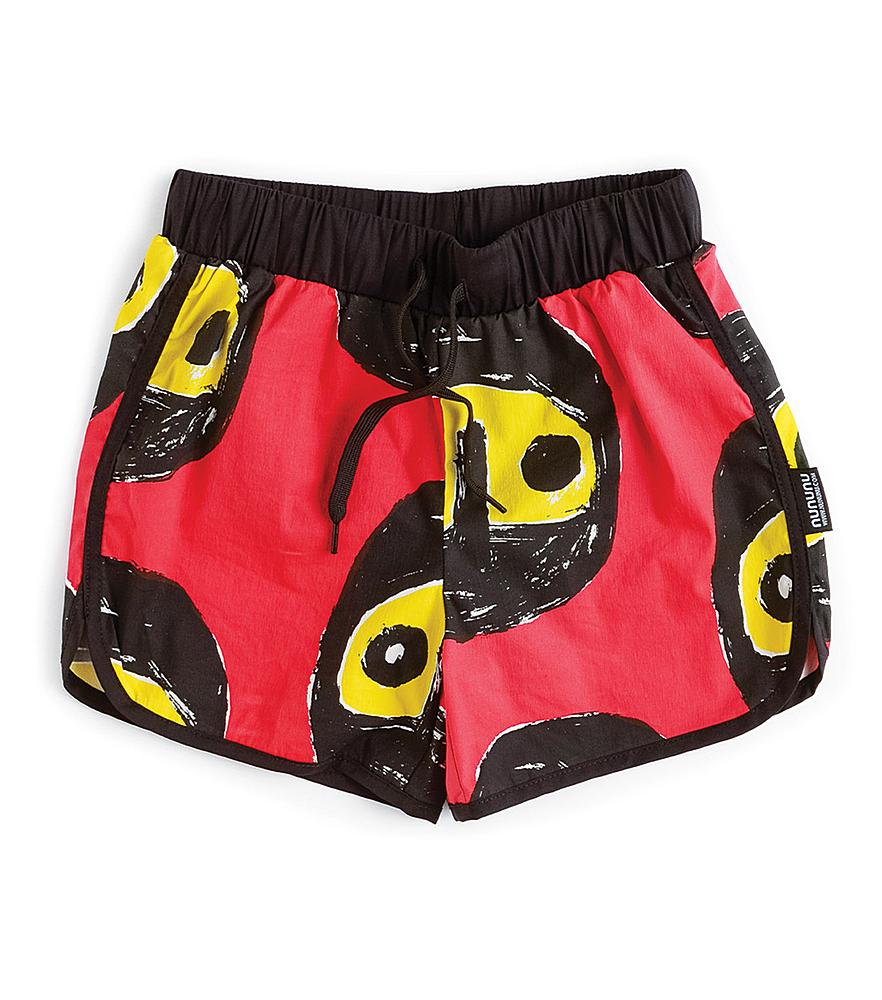 NU3019A / RED / Warroirs Surf Short