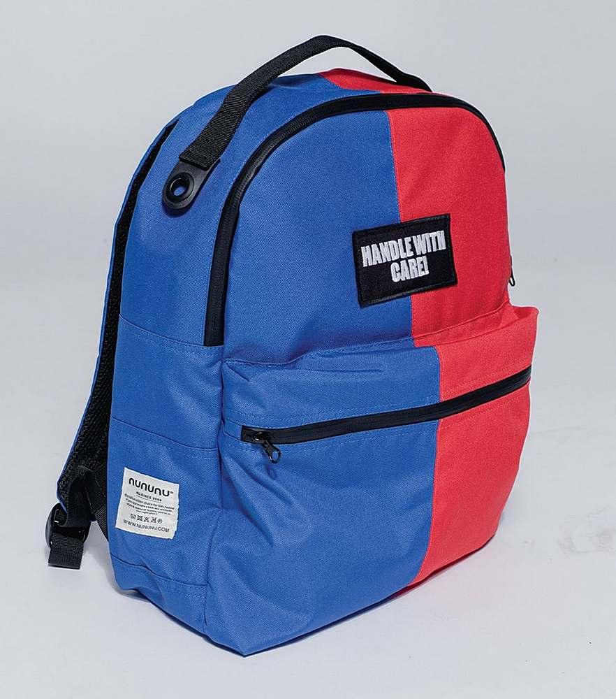 NU3046 / BLACK / Net Backpack