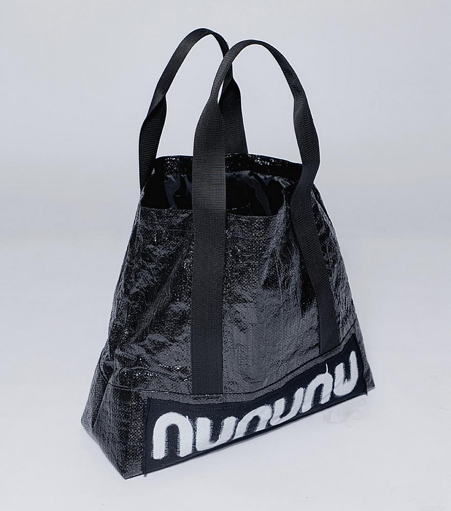NU3061 / BLACK / Beach Bag