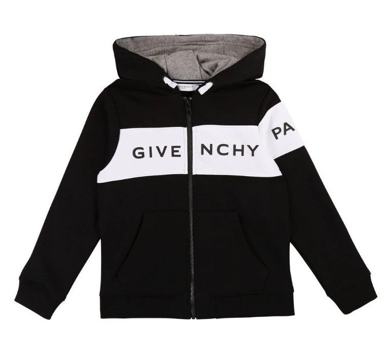 H25120 / BLACK / Givenchy Logo Jacket