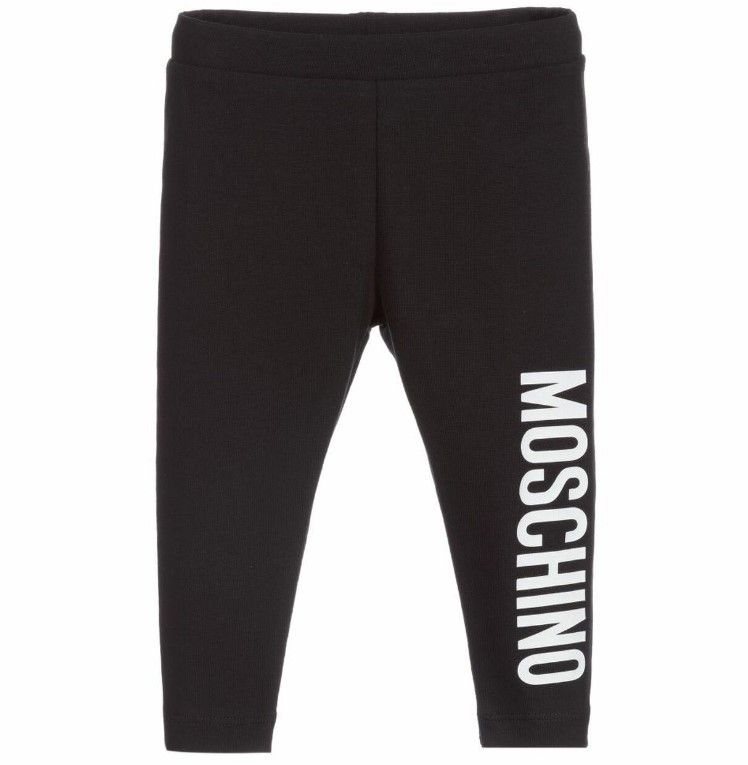 M2P02B LBA00 / 60100 BLACK / Bb Girl Legging W Logo