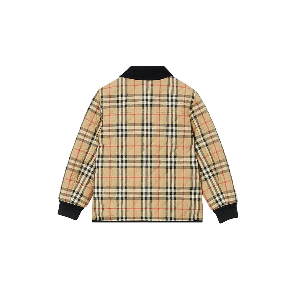 8022091 / MULTI / BURBERRY CULFORD QUILTED JACKET