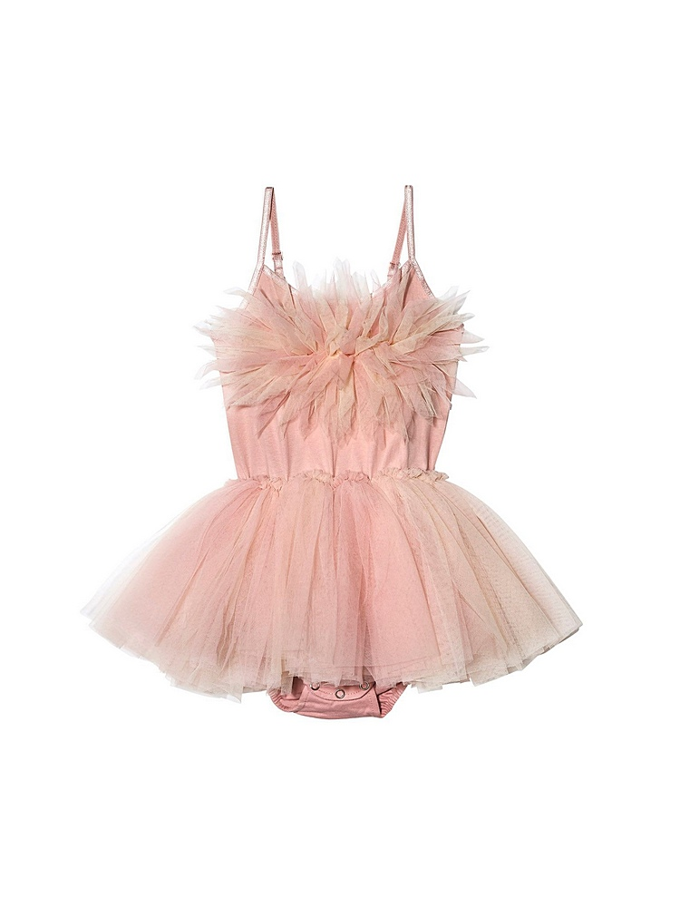 TDM6228 / PEONY MIX / Los Angeles Tutu Dress ' Bebe'