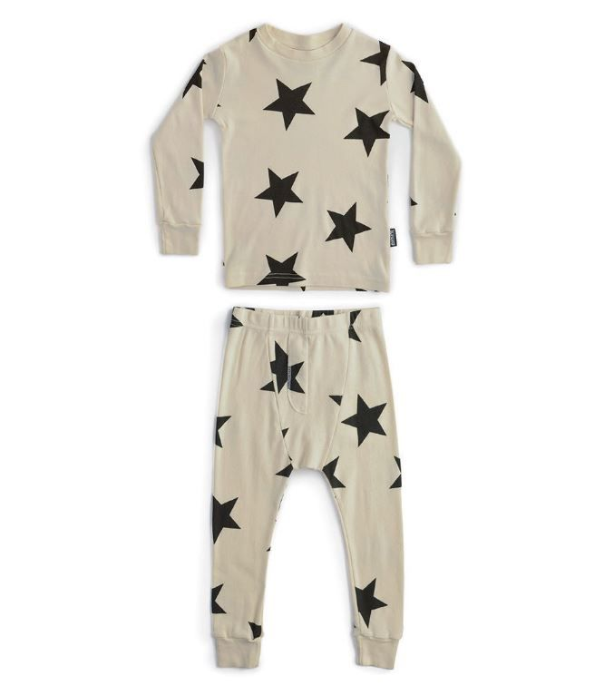 NU2013A / NATURAL / Star Loungewear