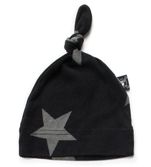 NU1625 / BLACK / Star Hat