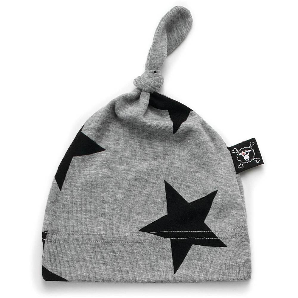 NU1625. / HEATHER GREY / Star Hat