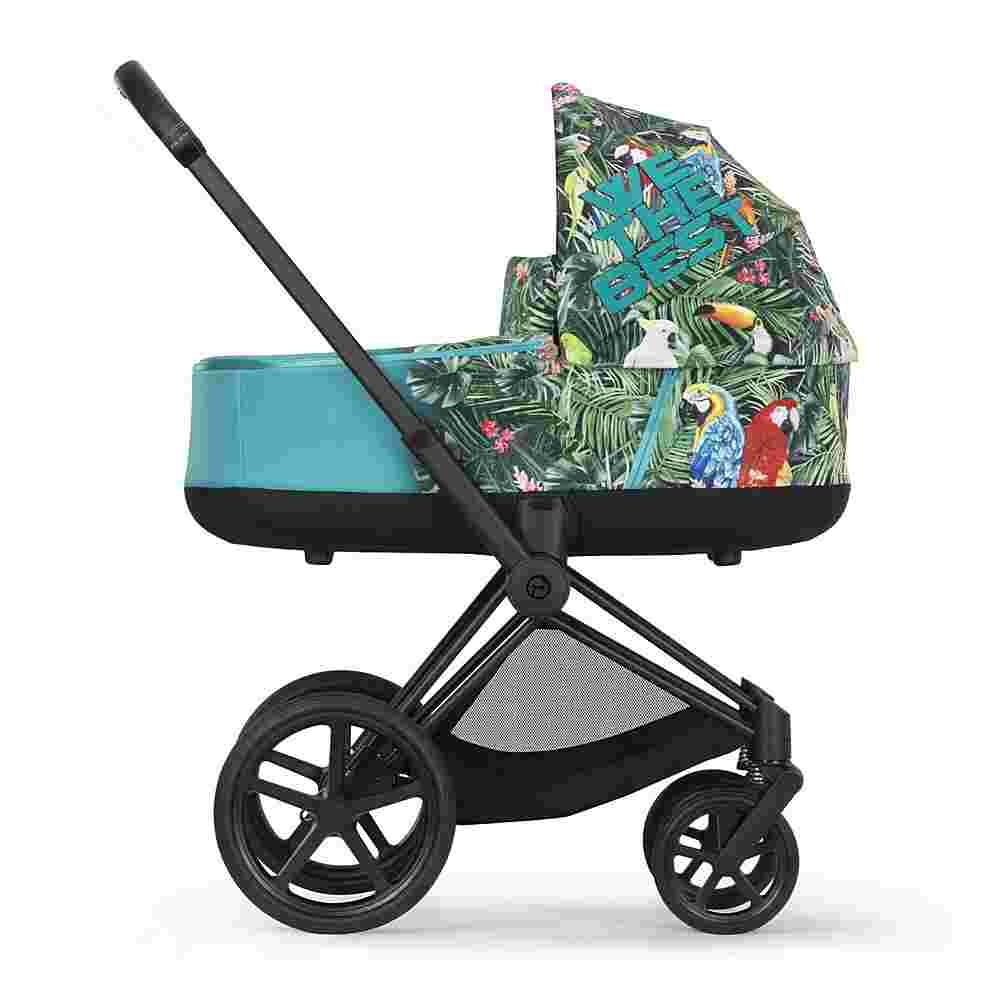 521003129 / BLACK / Cybex Priam Lux Carry Cot -DJ Khaled We the Best