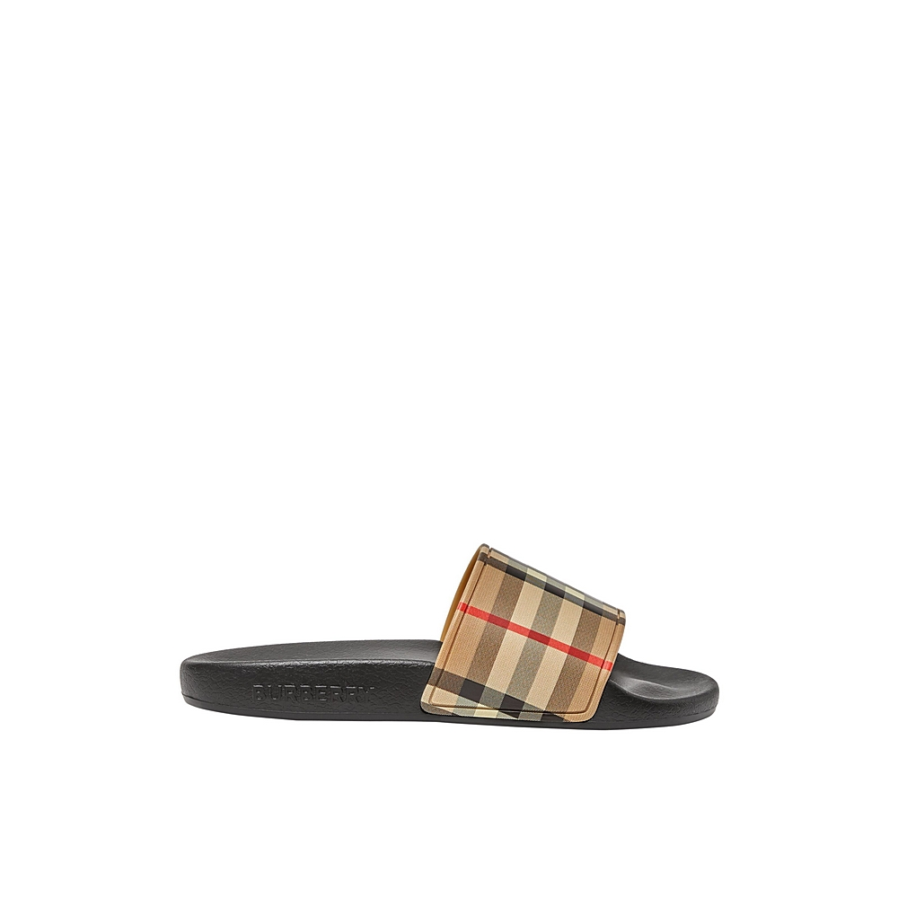 8027070.1 ARCHIVE CHECK SHOES BURBERRY